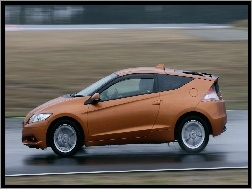 Torze, Test, Honda CR-Z, Na